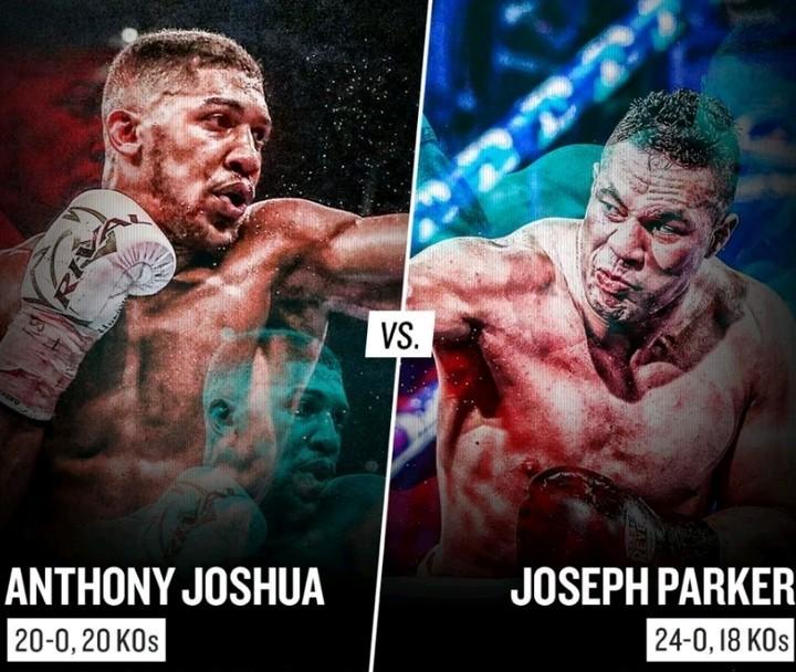 #JoshuaParker DOWNLOAD VIDEO: Anthony Joshua Vs Joseph